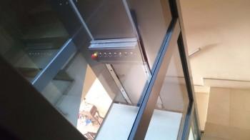 Plataforma sin cabina Vila-real vista exterior
